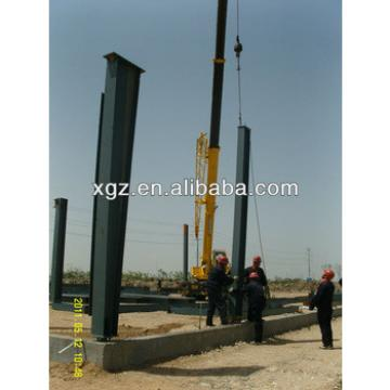 workshop garage steel structure for cold storage steel structure house