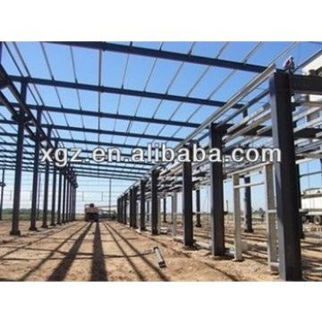 long span high quality prefab building