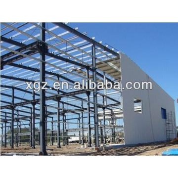 Prefab Metal Workshop Factory