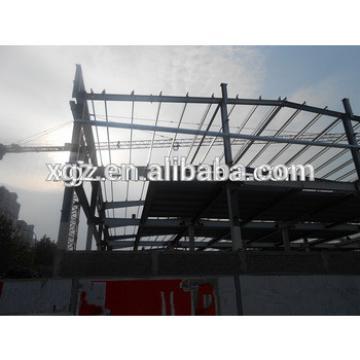 Prefab Construction Design Steel Structure Warehouse