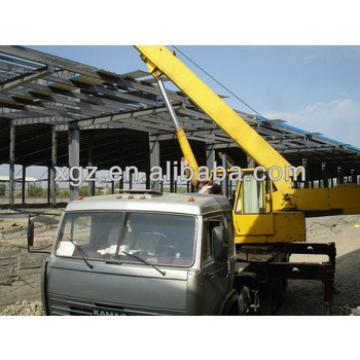 warehouse construction companies