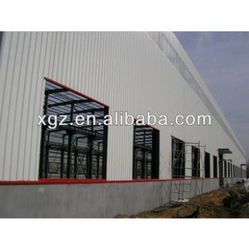 light steel structure factory building