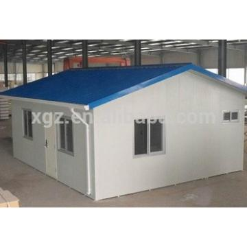 low cost affordable prefab steel house