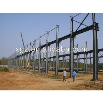 building a warehouse industrial shed construction prefabricated steel frame