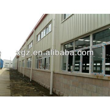 ready made steel structure building