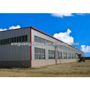 steel structure prefab house