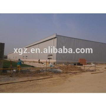 prefab car showroom structure warehouse