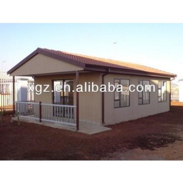 color steel sandwich panel prefabricated house