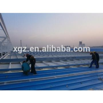 prefab steel roof construction structures steel frame structure roofing