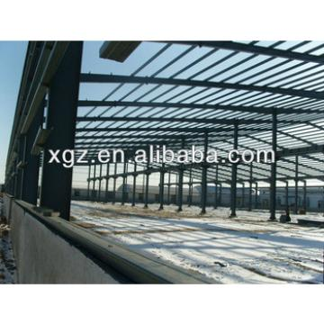 metallic structures for pre engineered warehouse
