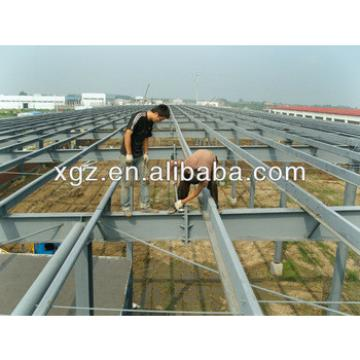 steel structure construction easy welding projects