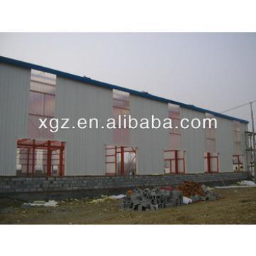 industrial shed steel fabrication plant design workshop