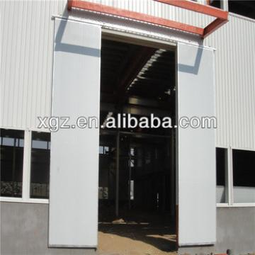 steel construction exhibition hall prefab insulated houses