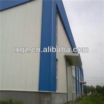 metal prefabricated garage light steel hall magnetic power plant