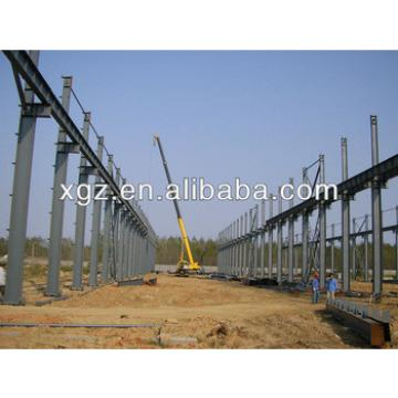 prefab warehouses steel frame aircrafr hangar
