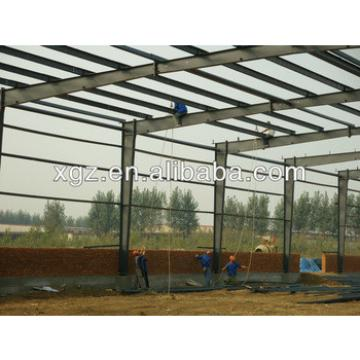 building material warehouse prefabricated hangar metal structures for carports