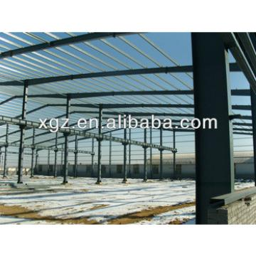 prefabricated low cost lightweight steel-frame garage