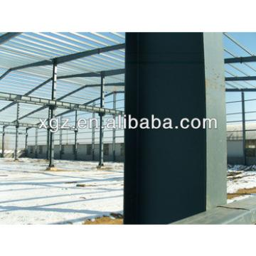 pre-engineered steel structure garment factory workshop plant