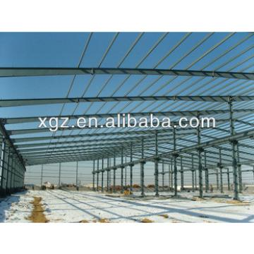 steel structure auto parts warehouse