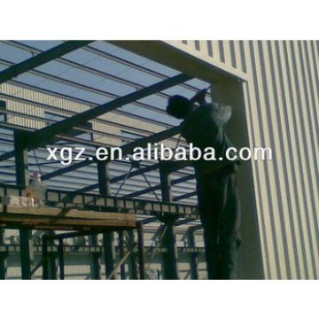 Steel structure water treatment plant