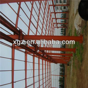 portal frame steel structure design for steel structure gym steel fabrication projects