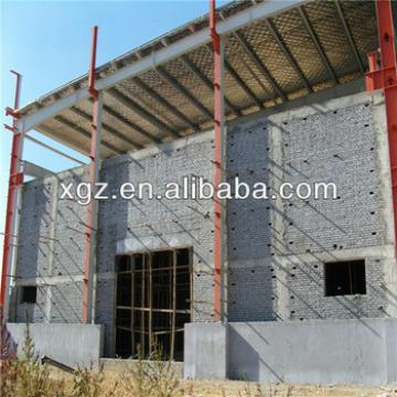 brick wall steel roof warehouse roof panel roof trusses warehouse