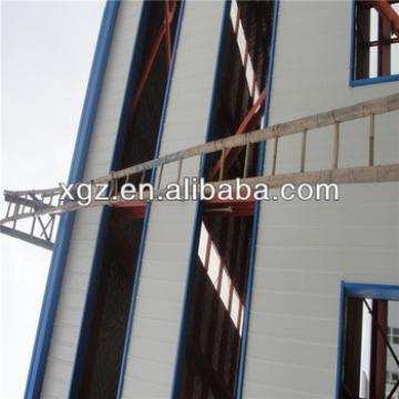 prefabricated steel in qingdao shangdong prefabricated steel frame factory