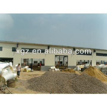 hangar building prefabricated aircraft hangar light steel thin-walled structures