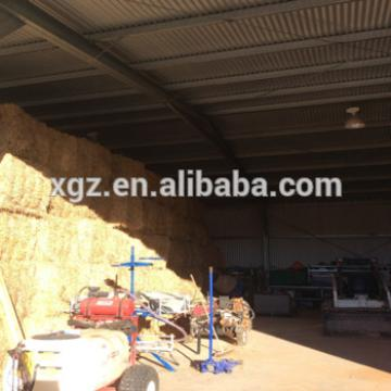 prefabricated steel shed steel structure shed design
