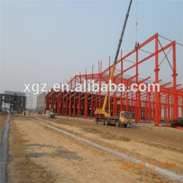 industrial engineering projects structural steel frame warehouse