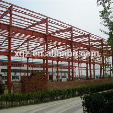 Factory Steel Structure Drawing Light Steel Warehouse Metal Warehouse
