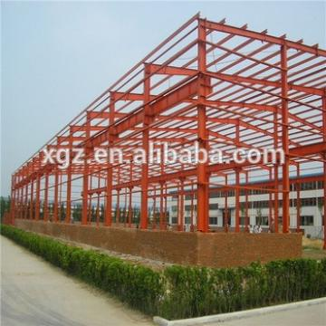 Prefabricated Warehouse Steel Structure Drawing Cheap Warehouse