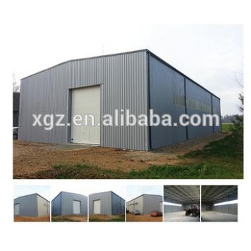 Professional steel structure fabricated warehouse construction