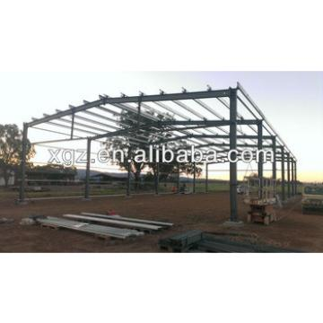Prefabricated steel structure tool shed