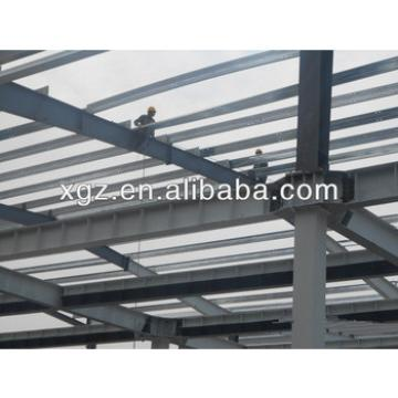 pre fabricated steel structures building