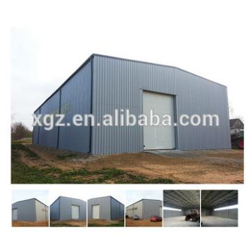 Light steel frame fabricated warehouse for storage