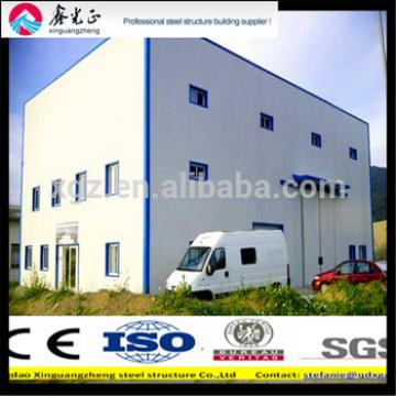 concrete warehouse buildings