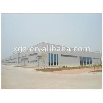 Steel Structure Building Fabricated Warehouse for hot sale