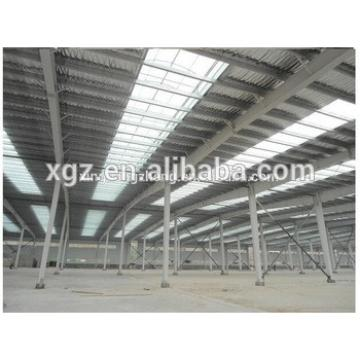 Steel Structure Fabricated Warehouse construction