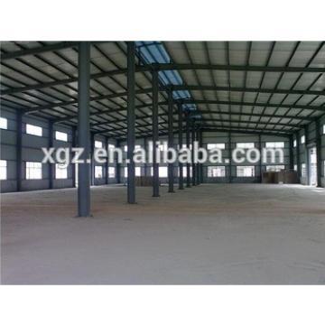 Beautiful design multi-storey steel structure warehouse building