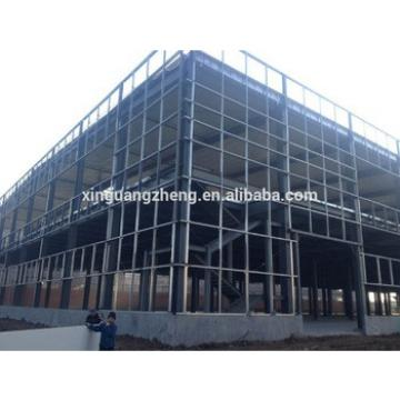 Prefabricated steel structure industrial factory shed drawing