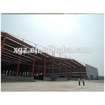 Multi-Story Steel Structure Warehouse Building