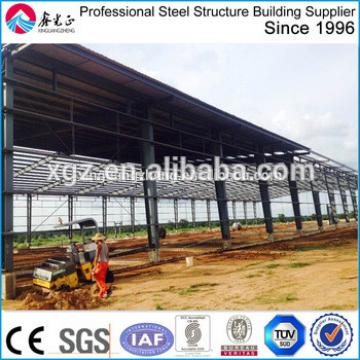 Prefabricated steel low-cost pre-made warehouse