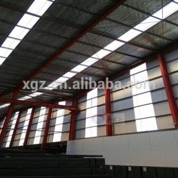 Quick build construction design steel structure pre fabricated warehouse