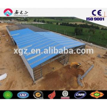 Prefabricated Warehouse Building Plans