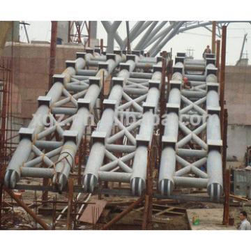 certification pre engineer fabricate steel frame warehouse