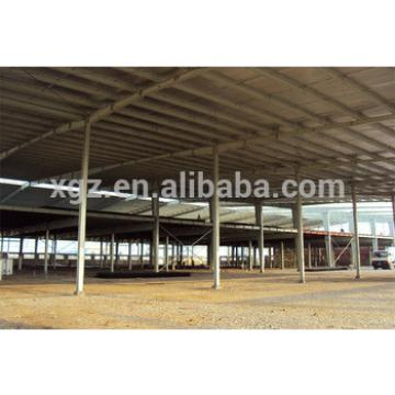 steel structure zinc plate warehouse