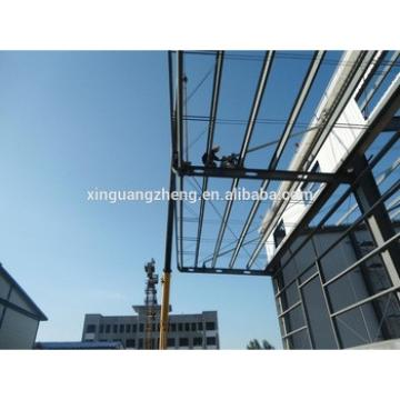 metal canopy steel structure warehouse