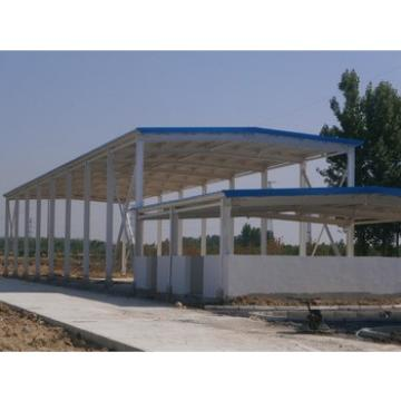 prefabricated light steel structure frame, steel logistics warehouse,workshop,stadium, building