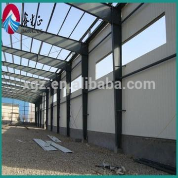 China manufacturer steel warehouse building kit/structural steel frame warehouse